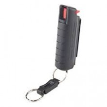Fox Labs 11K 5.3 Million SHU Black Keychain Pepper Spray